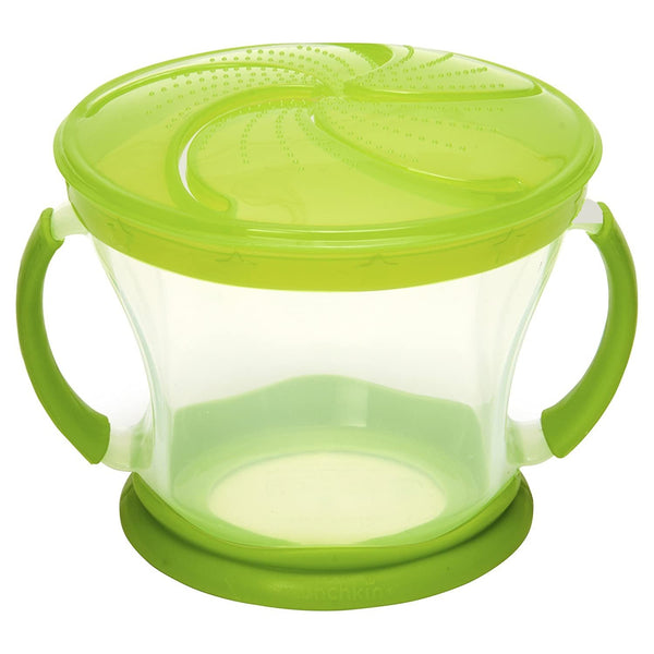 Munchkin Snack Catcher, 9 Ounce, 12+ Months -PICK YOUR COLOR