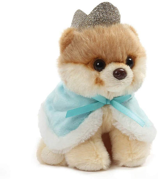 GUND World's Cutest Dog Boo Itty Bitty Boo #047 Prince Stuffed Animal Plush, 5""