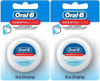 Oral B Essential Cavity Defense Floss (54 yd/vg)