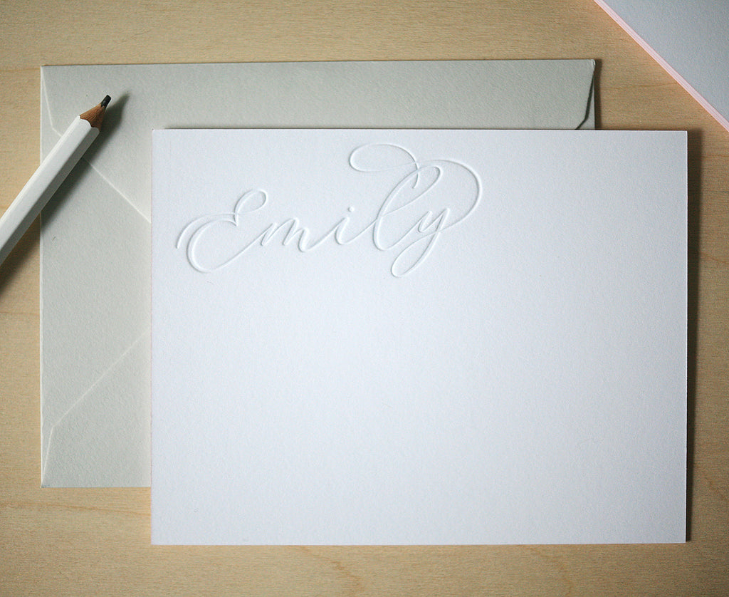 Emily Personalized Notes