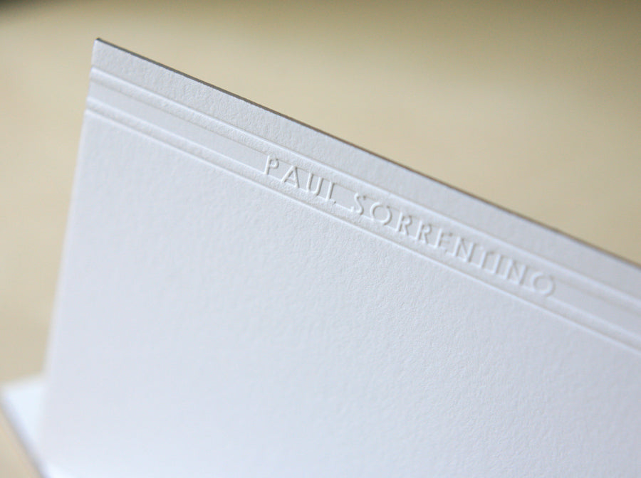 Fineline Personalized Notes