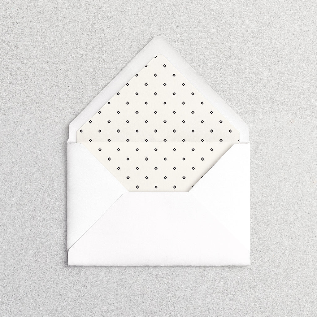 Pattern Envelope Liners