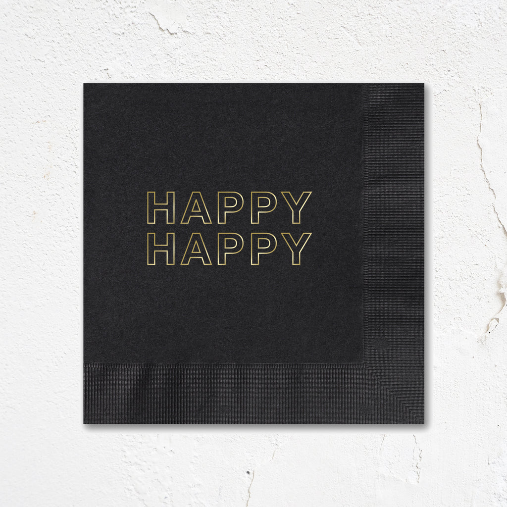 Happy Happy Party Napkins