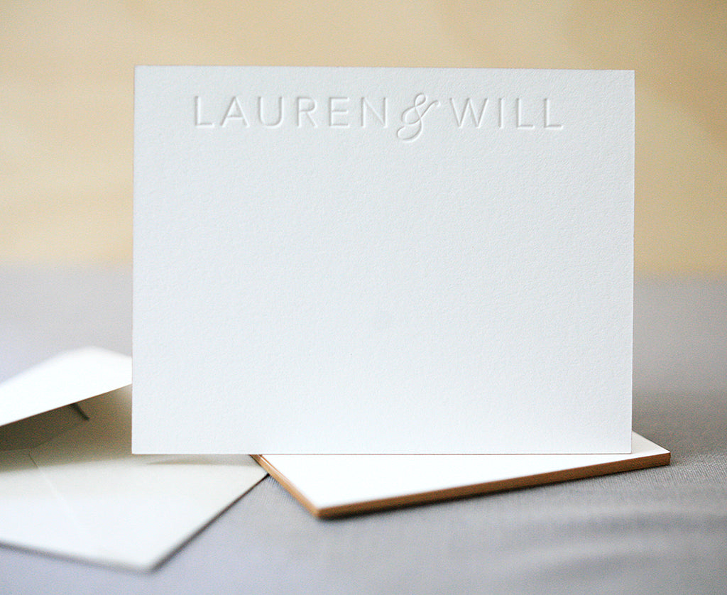 Lauren Personalized Notes