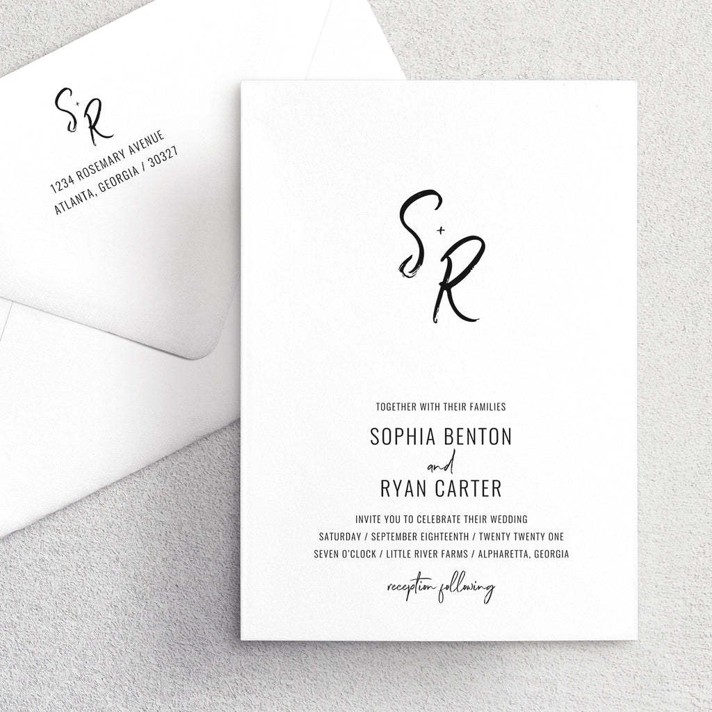 Invitation Suite No. 17