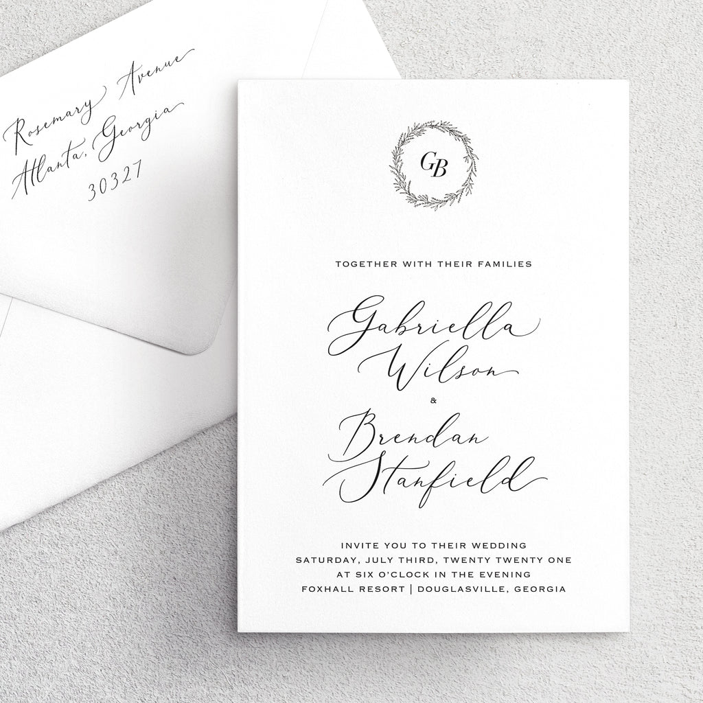 Invitation Suite No. 18