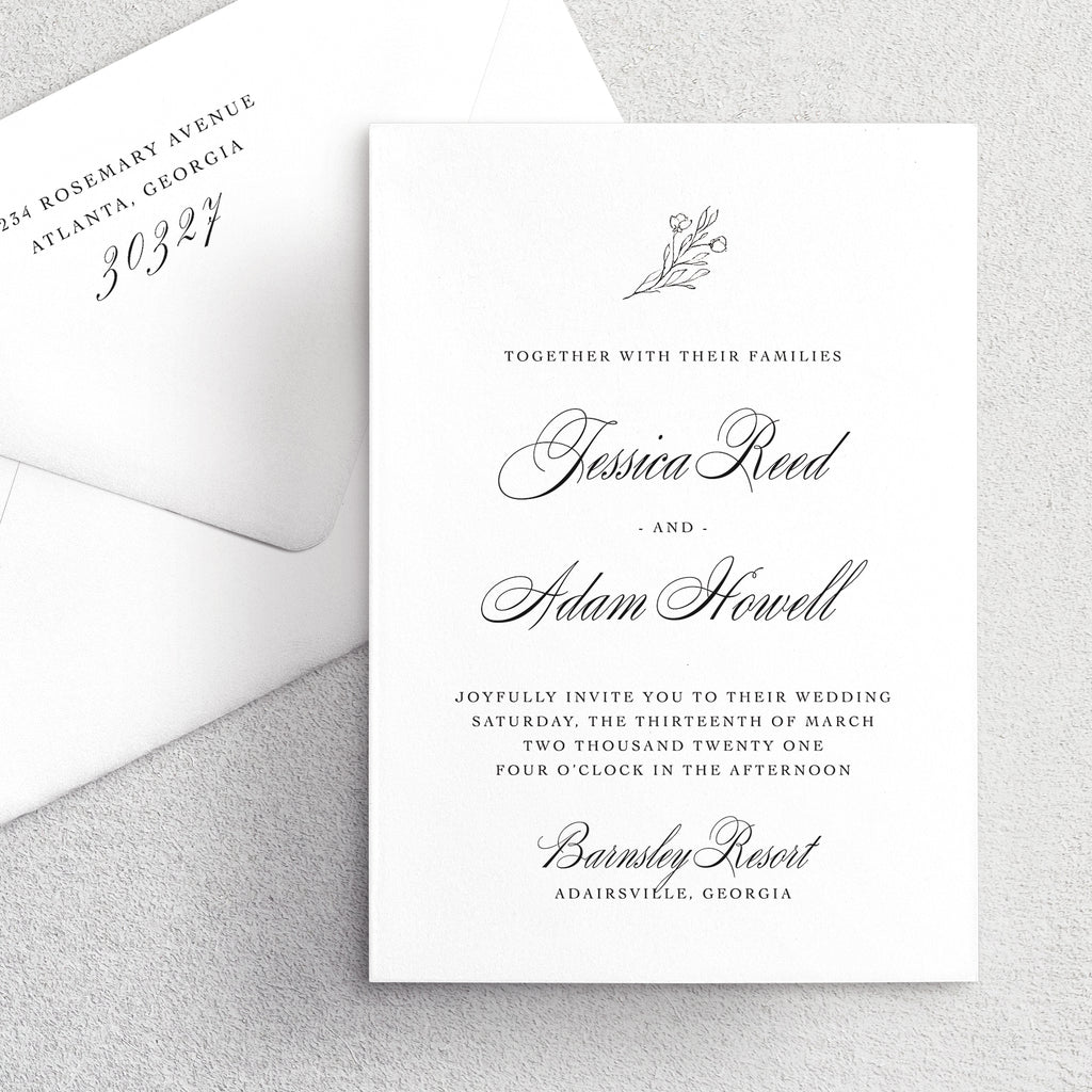 Invitation Suite No. 24
