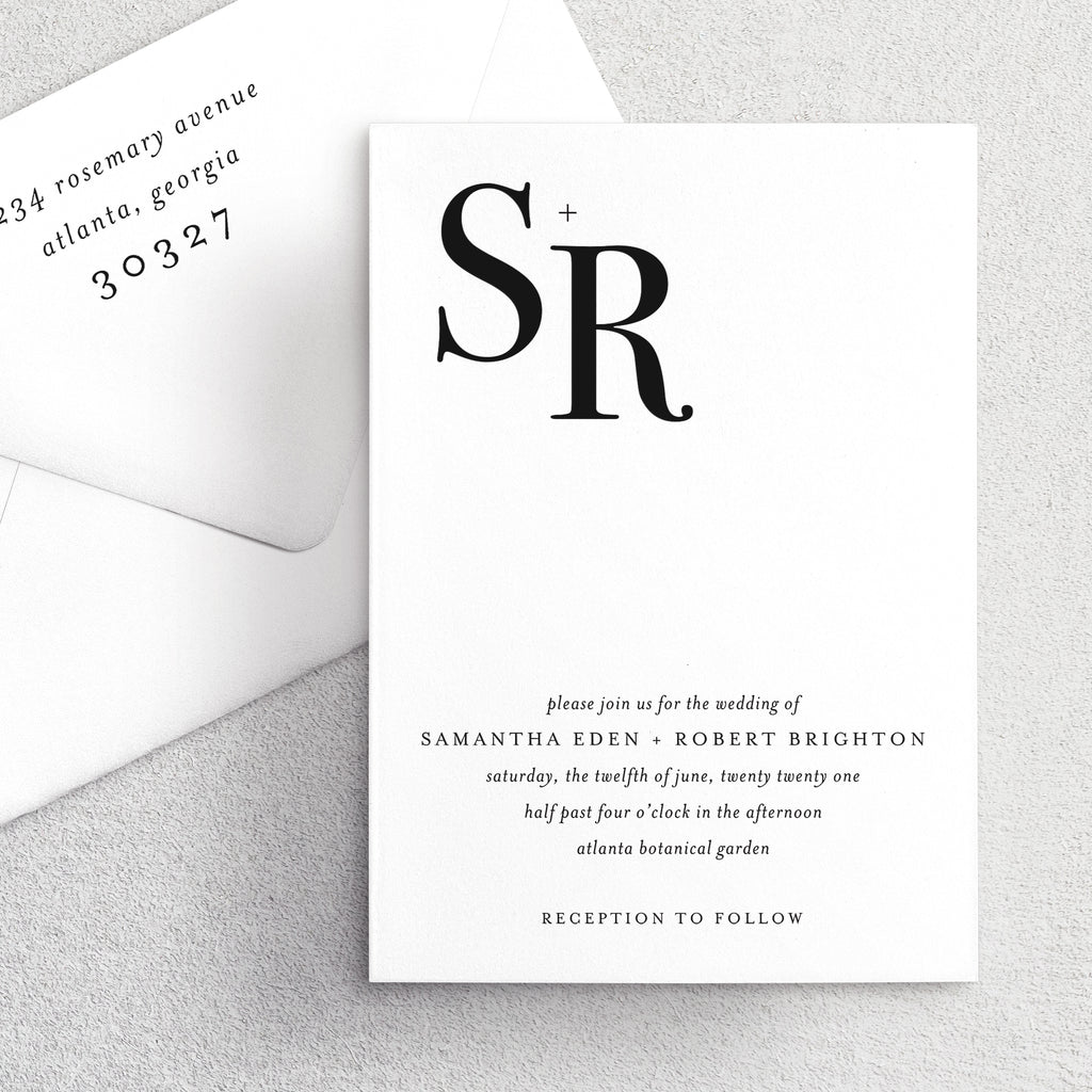 Invitation Suite No. 3