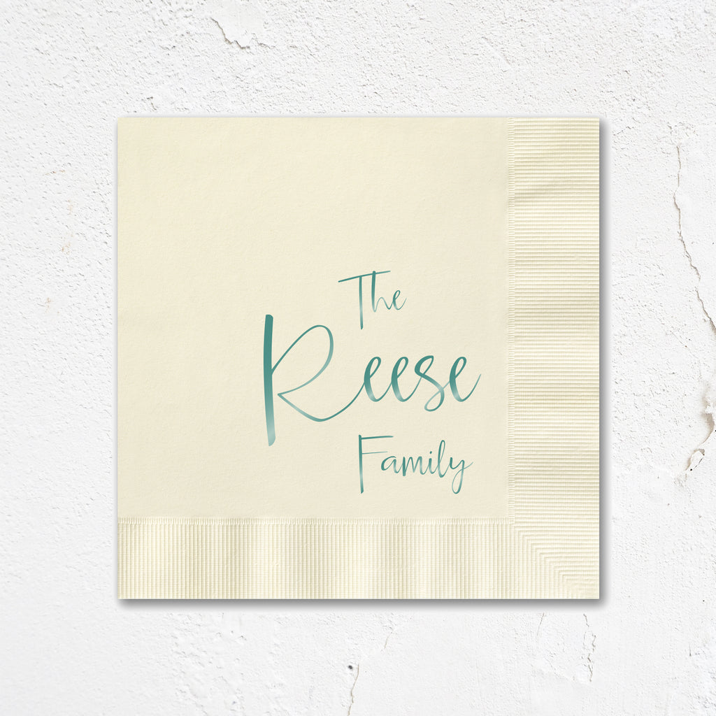 Reese Party Napkins