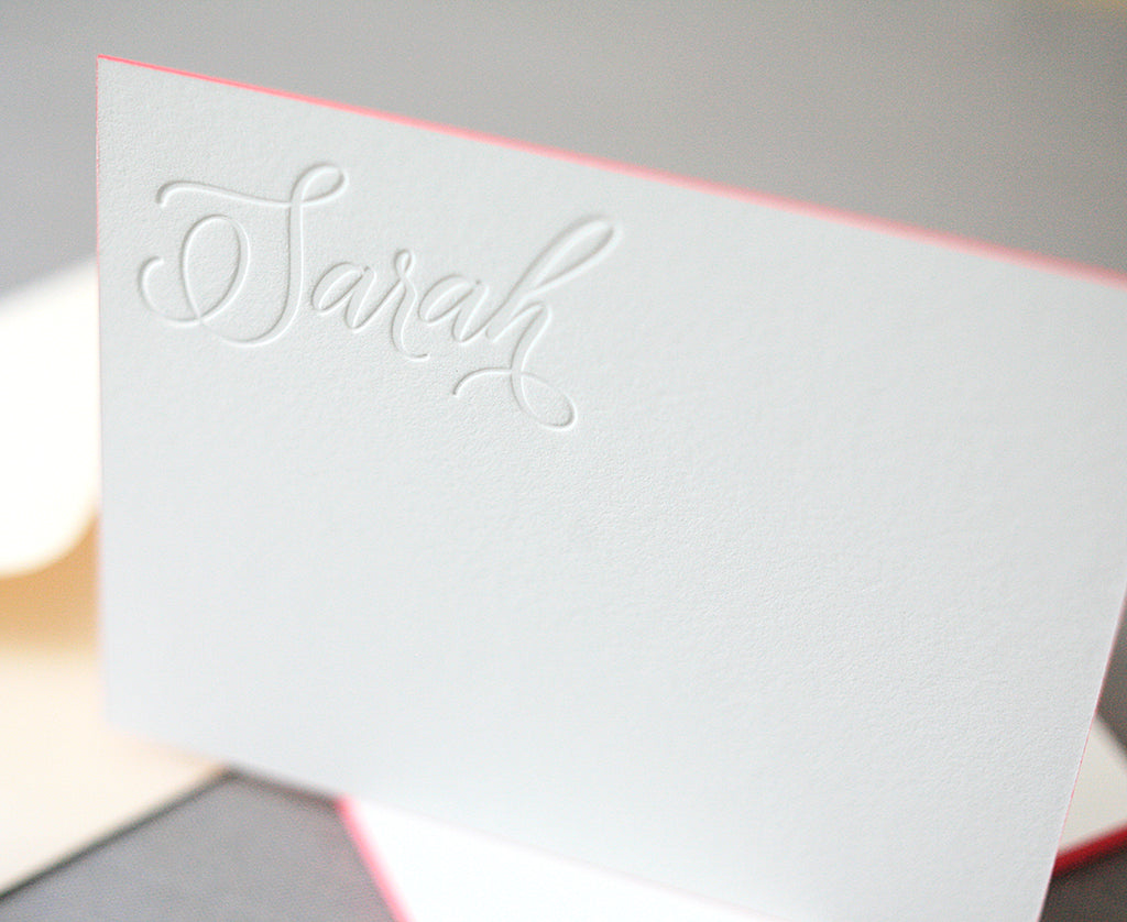 Sarah Personalized Notes