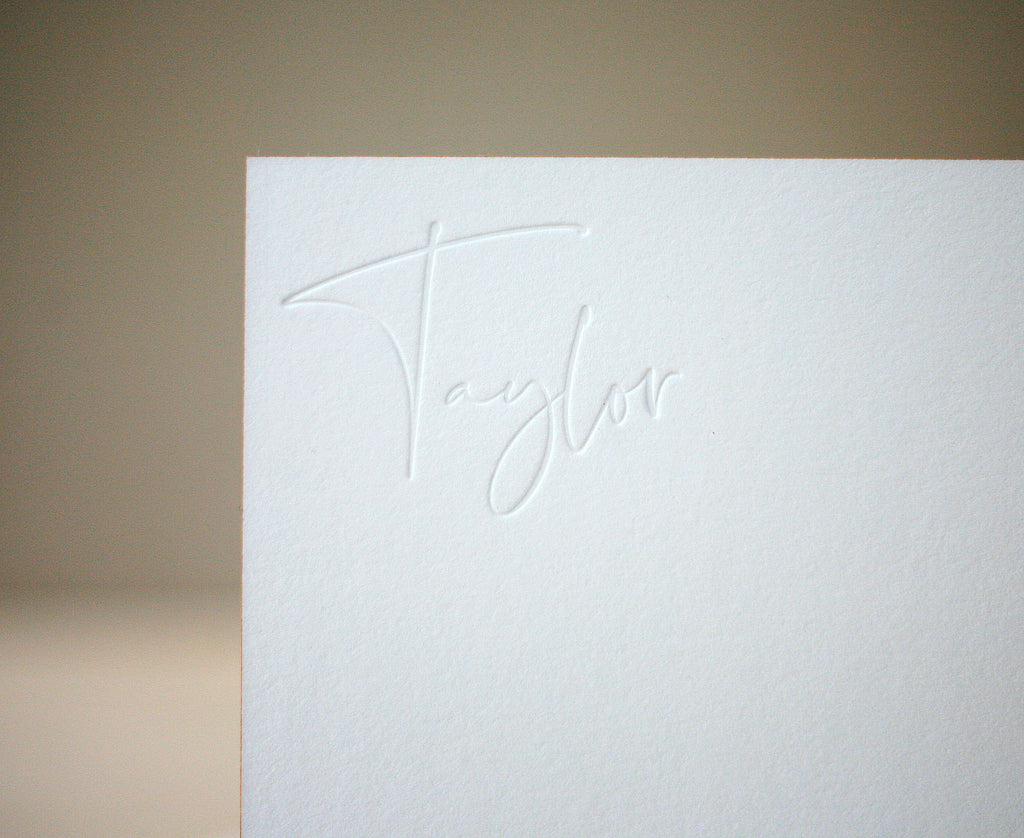 Taylor Personalized Notes