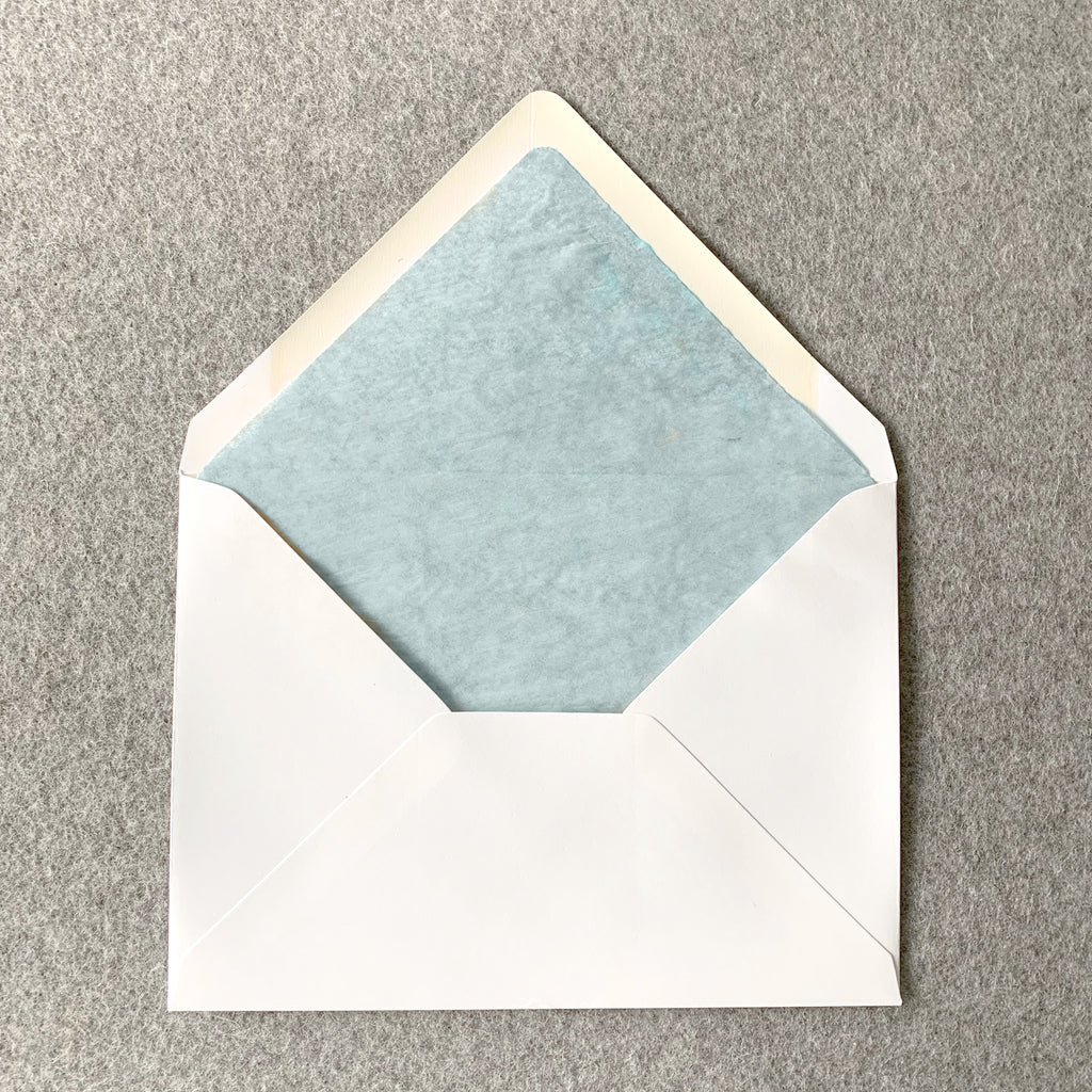 Tissue Envelope Liners