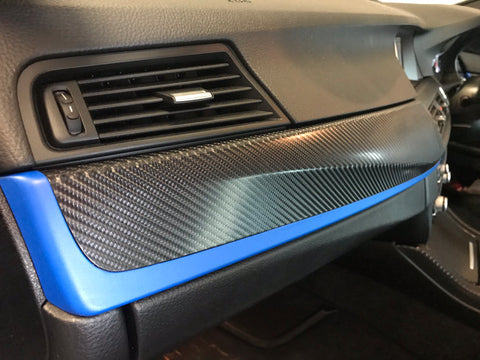 BMW F10 F11 M5 CUSTOM INTERIOR TRIM SET SERVICE