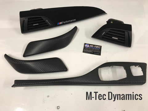 BMW F23 Carbon Performance Trim Set