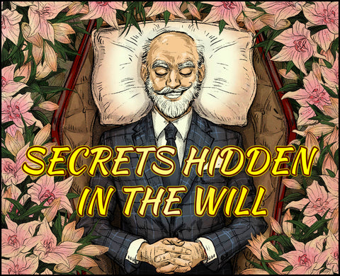 Secrets Hidden in the Will