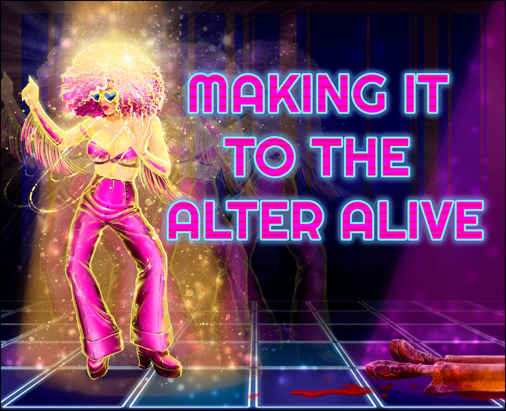 Making It To the Alter Alive