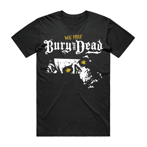 Bury Your Dead Massachusetts Tee