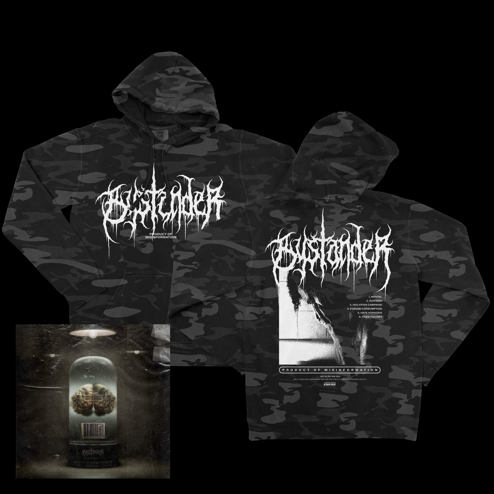 Bystander Limited Package 1 - Pre Order