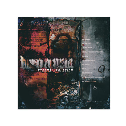 Born a New - Eternal Isolation CD (Pre-Order)