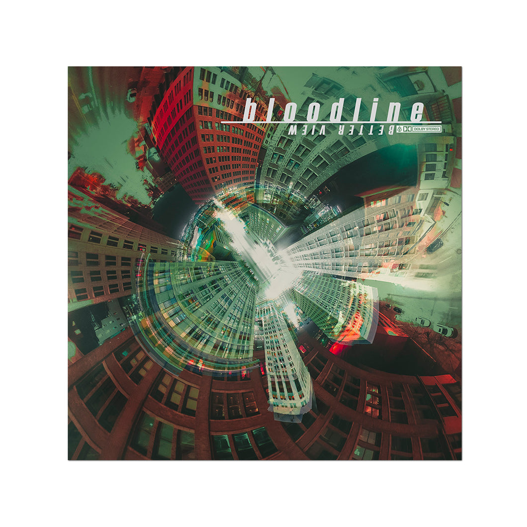 Bloodline - Better View CD (Pre-Order)