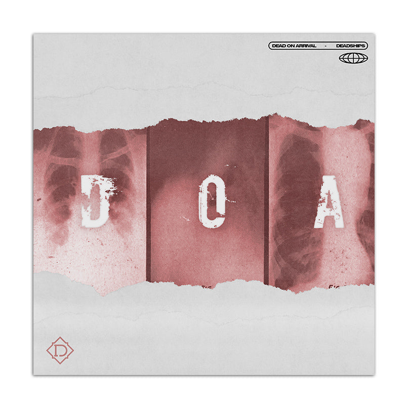Deadships - D.O.A CD