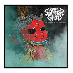 Scatter Shot - Self Righteous // Self Infliction CD