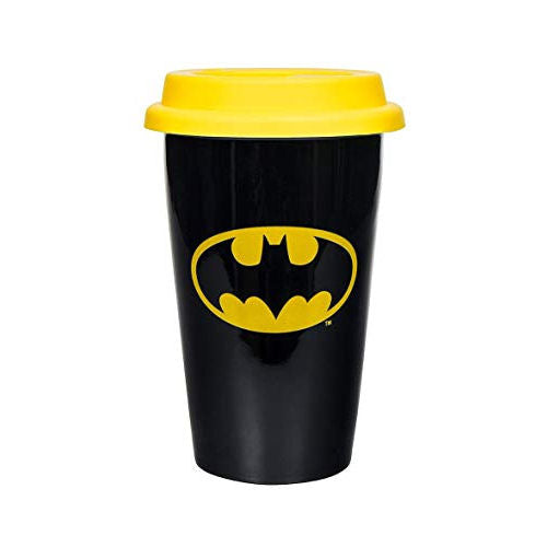 Batman Classic Logo Travel Mug