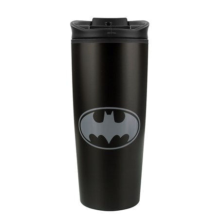 Batman Straight Outta Gotham Metal Travel Mug | Batman Gift | Beth & Bunn