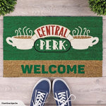 Friends TV Show Central Perk Doormat Door Mat | Beth & Bunn