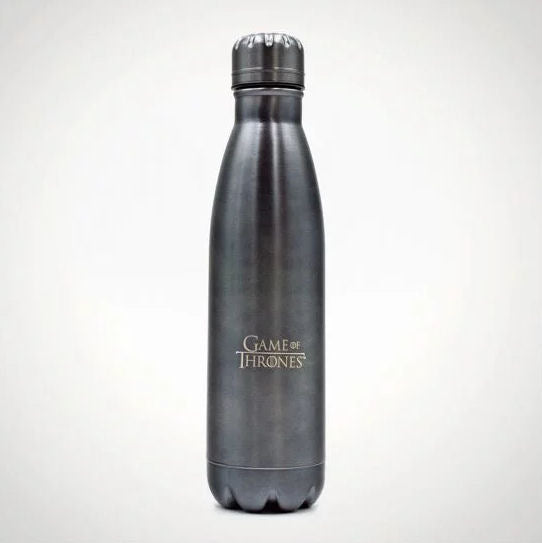 Game of Thrones I Drink & I Know Things Metal Water Bottle
