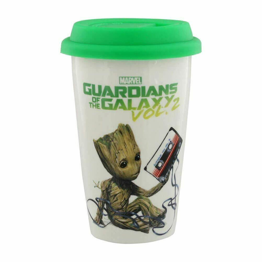 Guardians of the Galaxy Get You Groot On Travel Mug