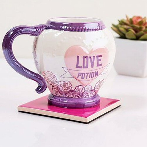 Harry Potter Amortentia Love Potion 3D Mug