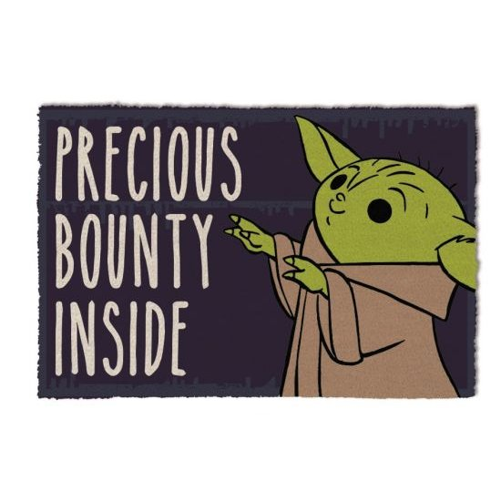 The Mandalorian Baby Yoda The Child Doormat | Baby Yoda Gifts | Beth & Bunn