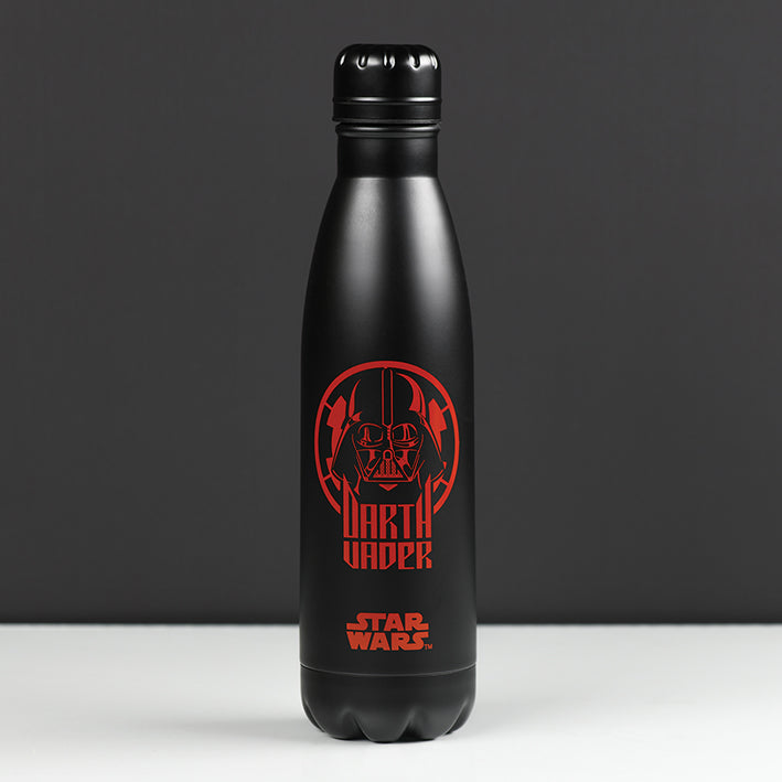 Star Wars Darth Vader Metal Water Bottle