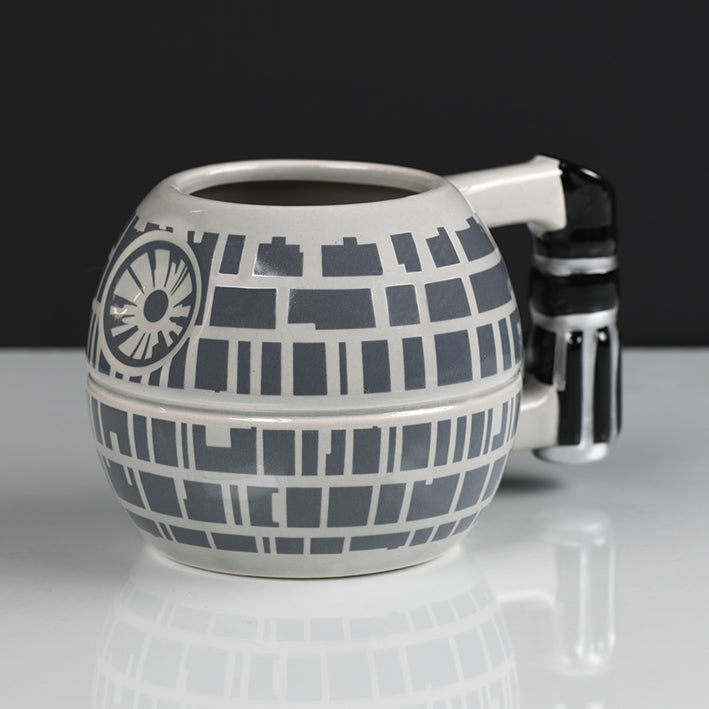 Star Wars Death Star 3D Mug