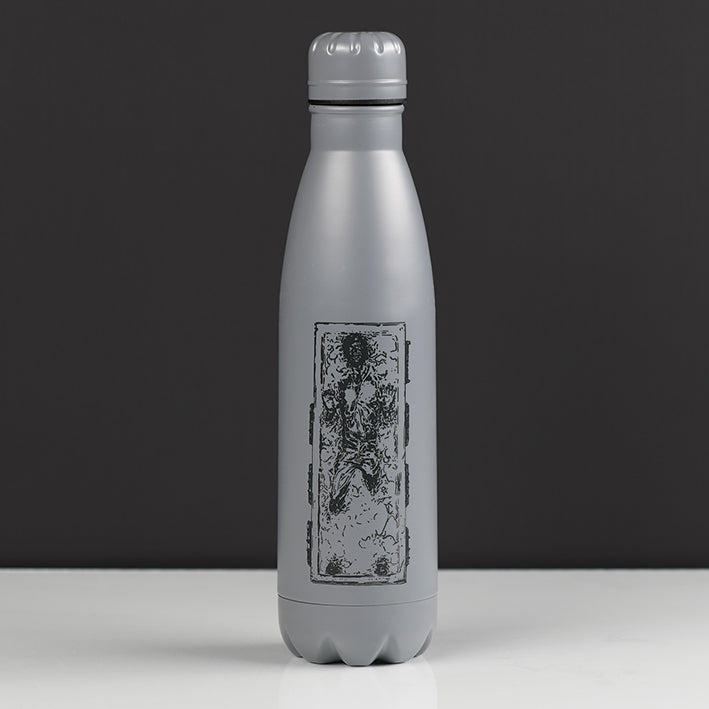 Star Wars Han Solo in Carbonite Water Bottle