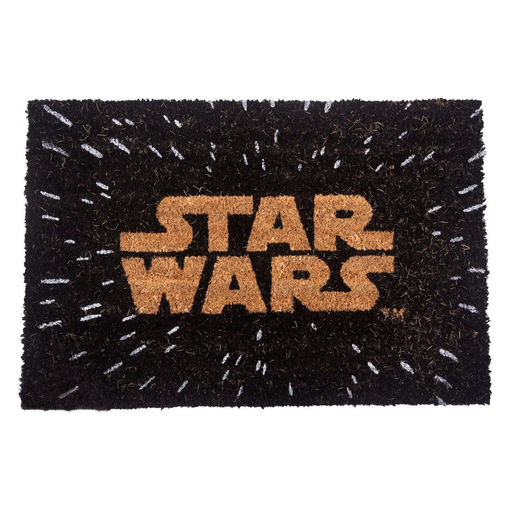 Star Wars Galaxy Logo Doormat