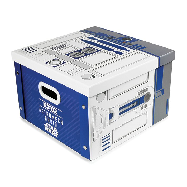 Star Wars R2D2 Storage Box | Star Wars Storage Solutions | Beth & Bunn