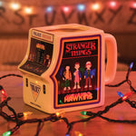 Stranger Things Palace Arcade Mug