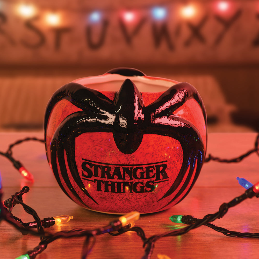 Stranger Things Mind Flayer 3D Mug