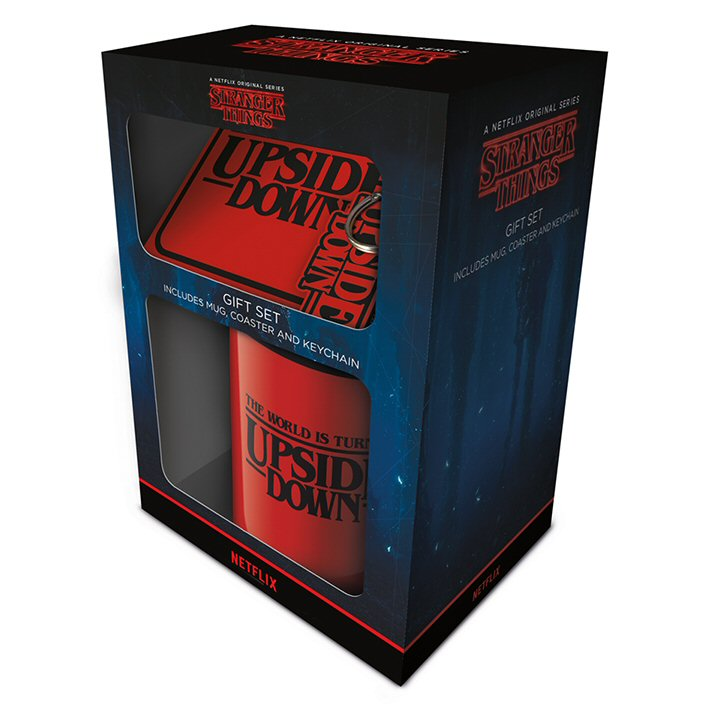 Stranger Things Mug Gift Set