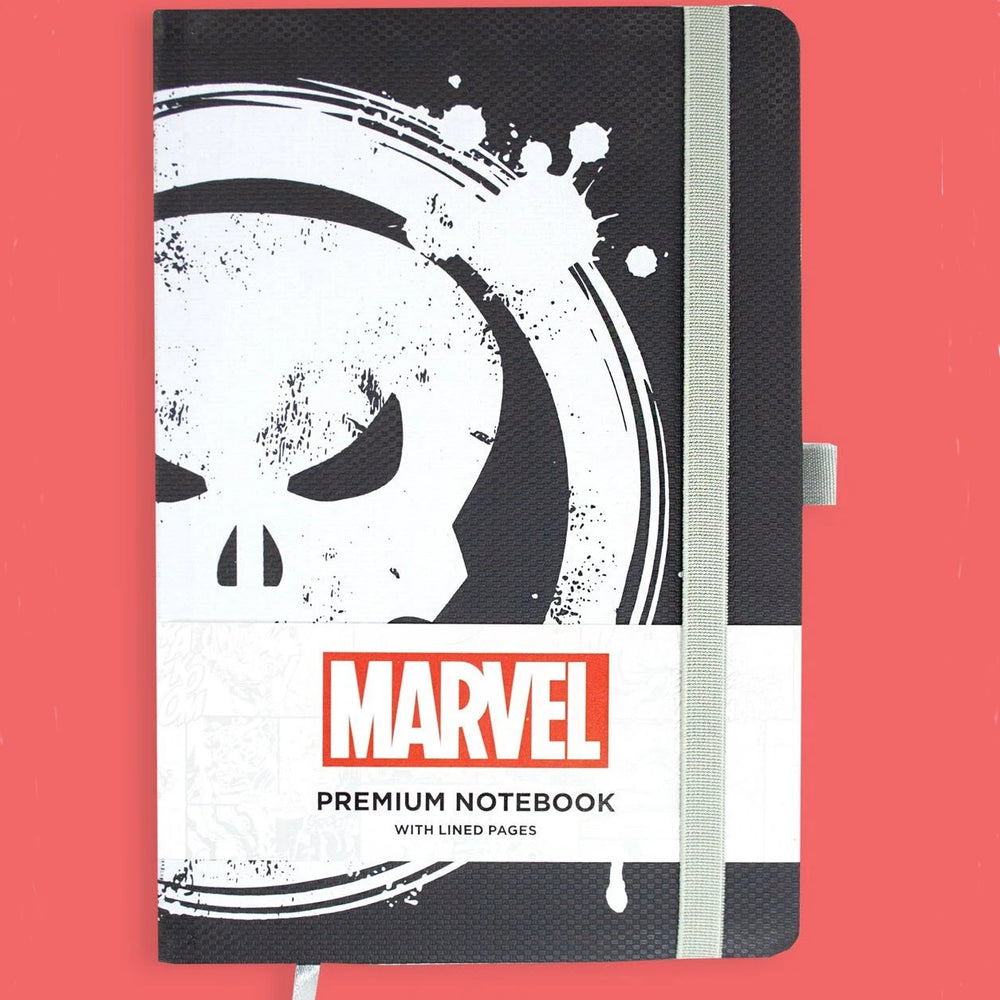 The Punisher Skull A5 Hardcover Notebook