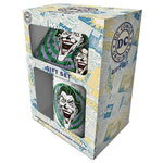 The Joker Mug Coaster and Keyring Gift Set