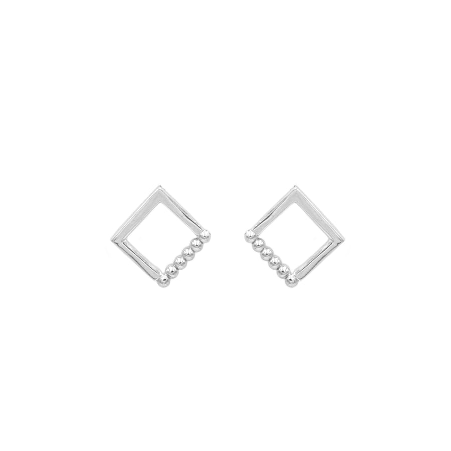 Balance Square Earrings