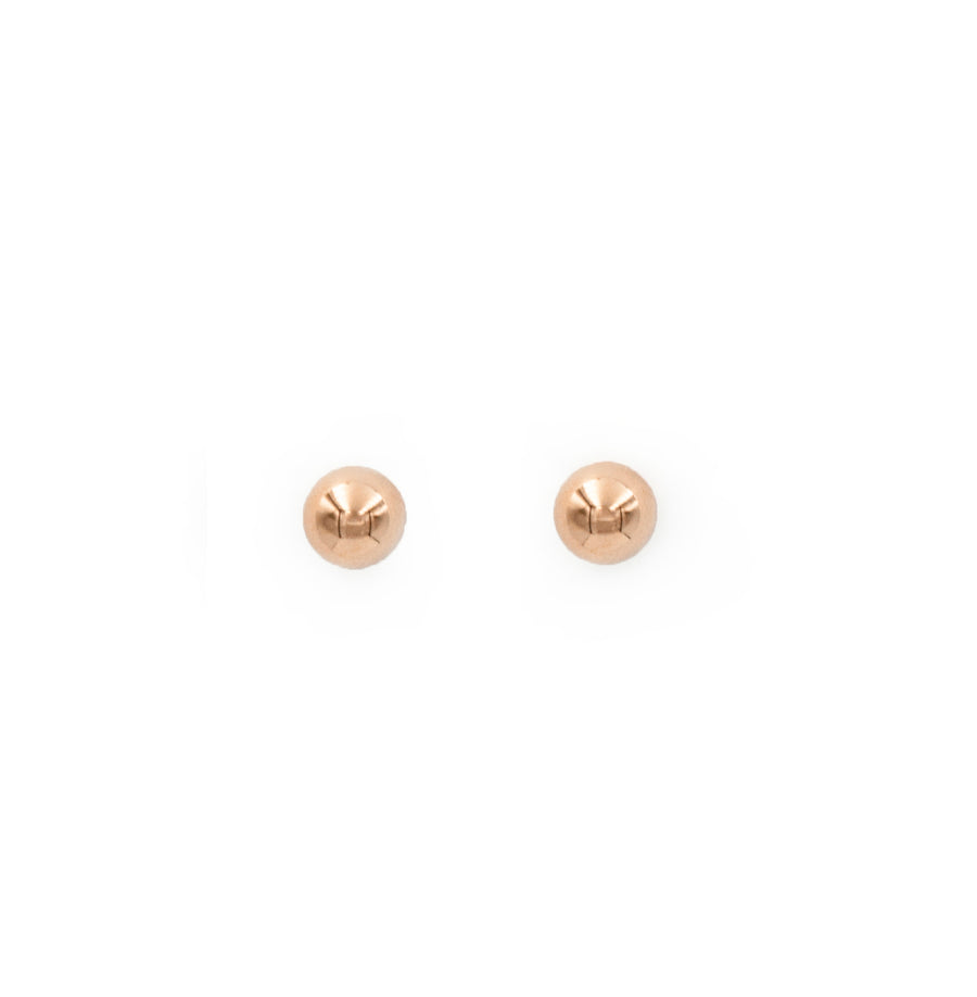 Basic Sphere Earrings
