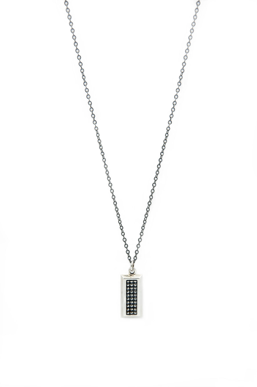 Trapezium Necklace