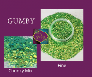 Gumby Chunky Mix