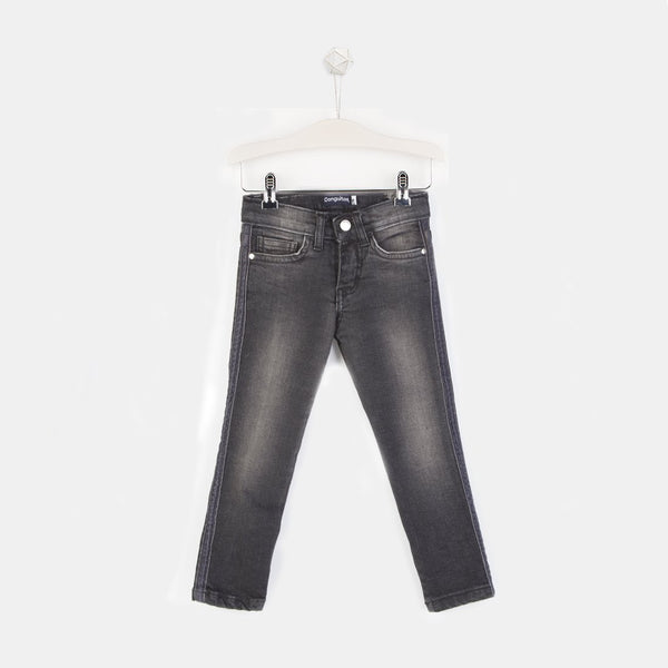 Pantalon DENIM NEGRO - Conguitos RO