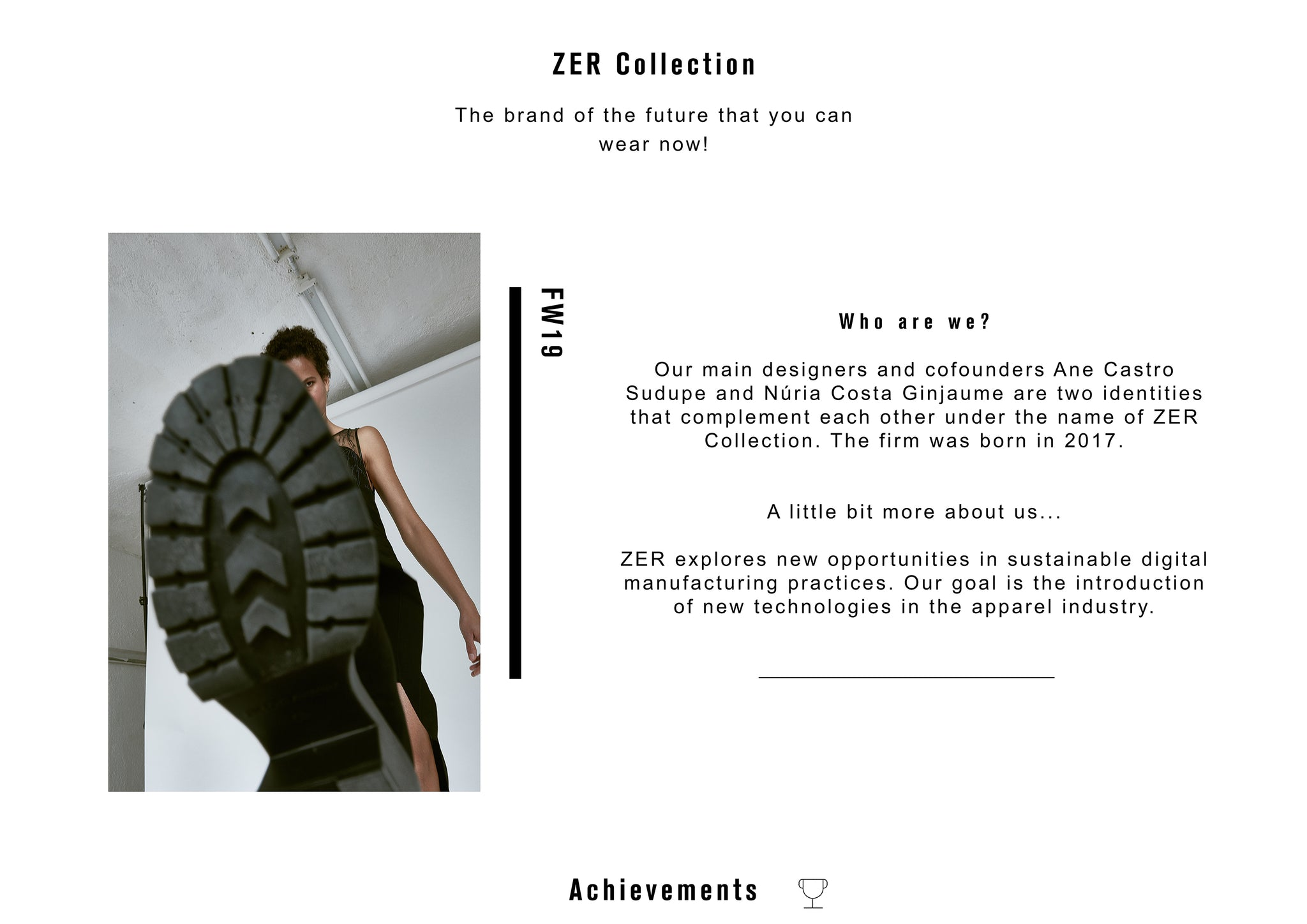 About ZER Collection, the brand of the future that you can wear today. ZER Collectors, Research