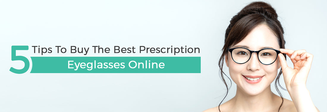 5 Things to Know When Buying Prescription Glasses Online